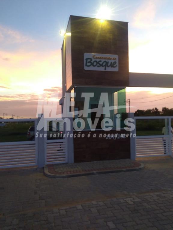 Terreno à venda, 140 m² por R$ 70.000 - Parque Novo Jockey - Campos dos Goytacazes/RJ