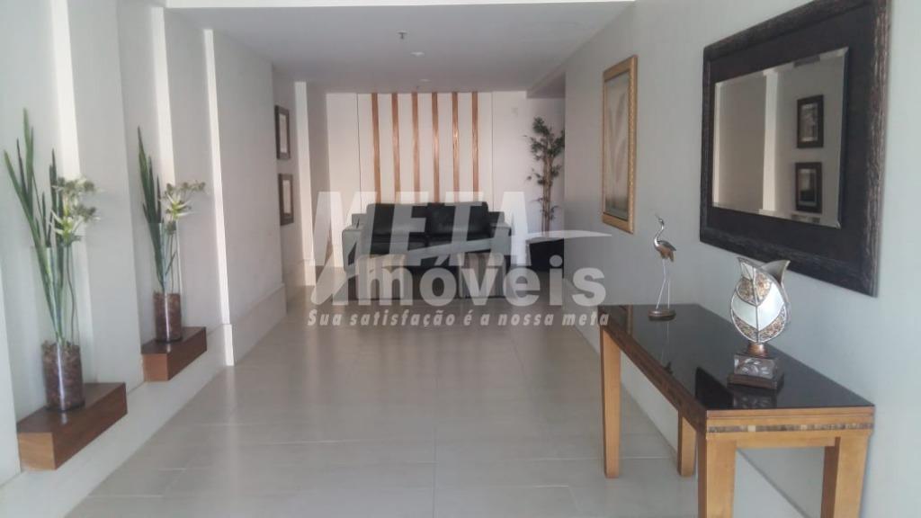 Apartamento com 2 dormitórios à venda, 70 m² por R$ 360.000 - Centro - Campos dos Goytacazes/RJ