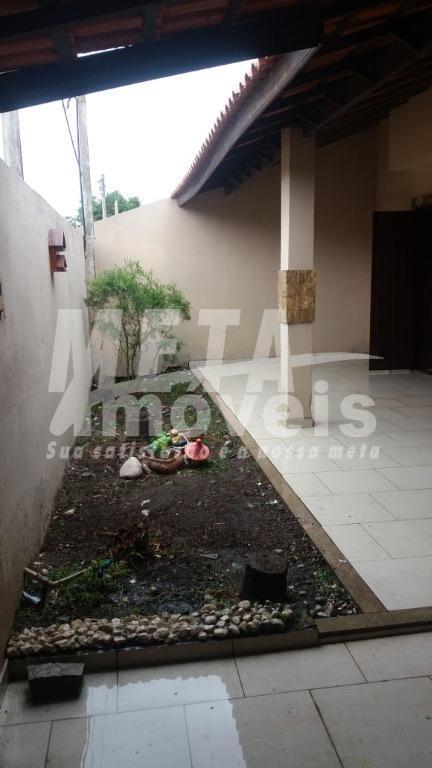 Casa com 2 dormitórios à venda, 38 m² por R$ 160.000 - Parque Tropical - Campos dos Goytacazes/RJ