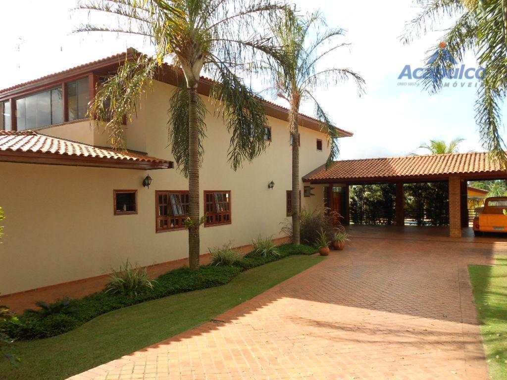 Casa residencial à venda, Portal dos Nobres, Americana - CA0492.