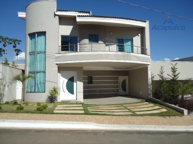 Casa residencial à venda, Loteamento Industrial Machadinho, Americana - CA1184.