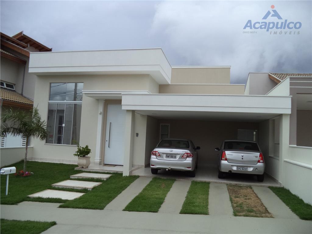Casa residencial à venda, Residencial Imigrantes, Nova Odessa - CA0781.
