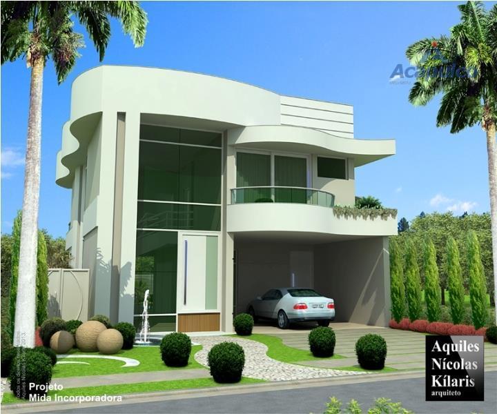 Sobrado residencial à venda, Jardim Imperador, Americana - SO0276.