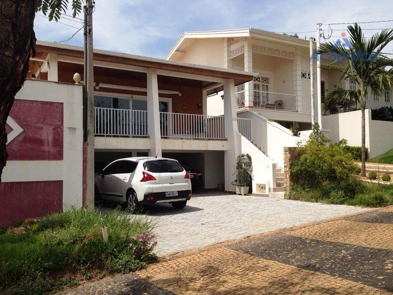 Casa residencial à venda, Iate Clube de Americana, Americana - CA0910.