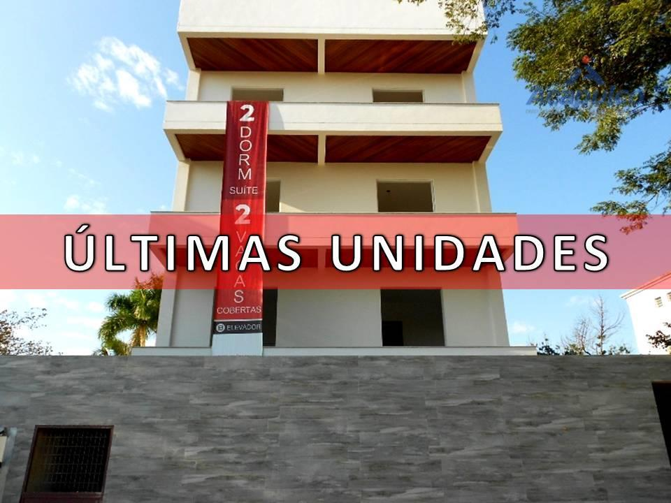 Apartamento residencial à venda, Vila Santa Maria, Americana - AP0508.