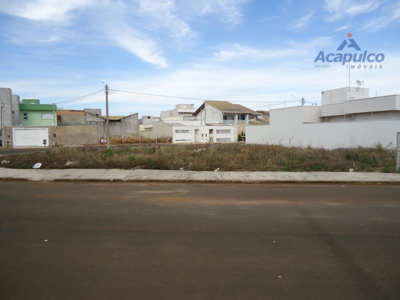 Terreno residencial à venda, Parque Universitário, Americana - TE0369.