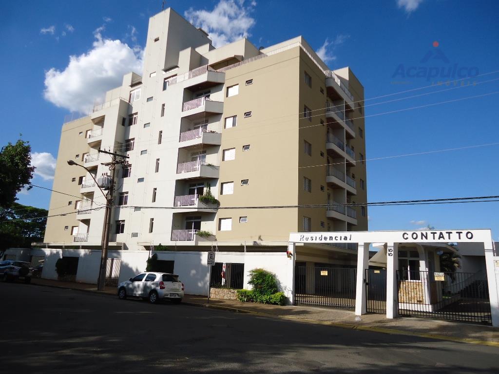 Apartamento residencial à venda, Jardim Colina, Americana - AP0715.