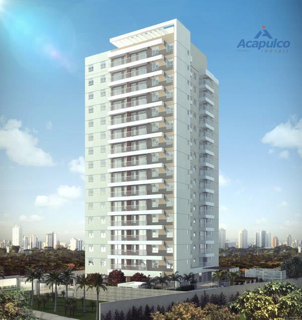 Apartamento residencial à venda, Santo Antônio, Americana - AP0732.