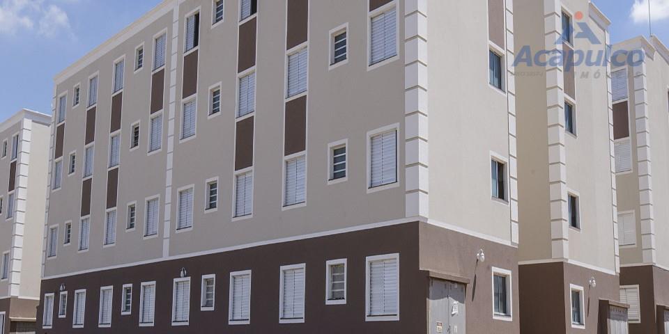 Apartamento residencial para locação, Loteamento Industrial Machadinho, Americana - AP0351.