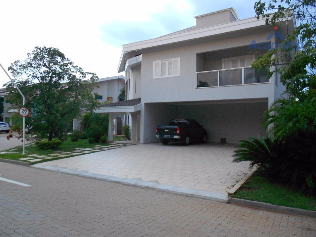 Casa residencial à venda, Vale das Paineiras, Americana - CA1266.
