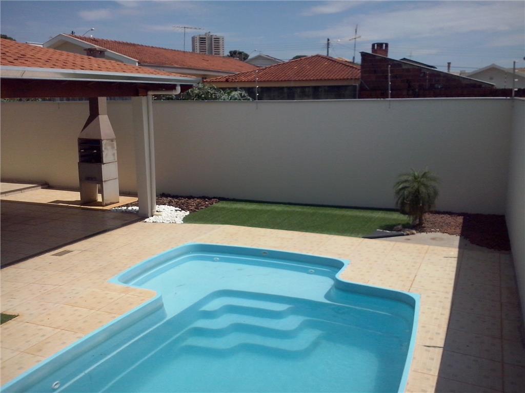 Casa residencial à venda, Jardim Nova Yorque, Araçatuba - CA2336.