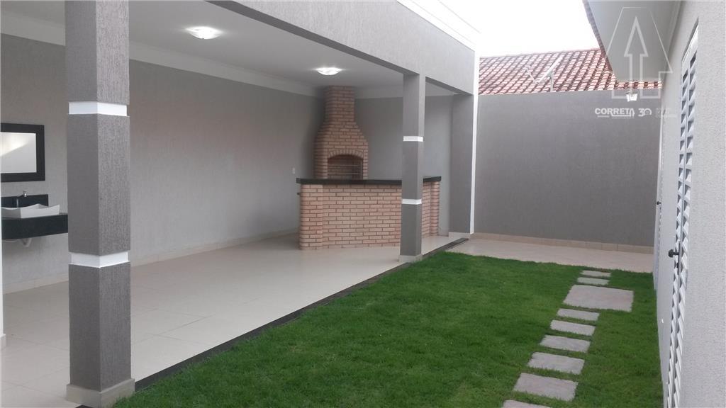 Casa residencial à venda, Amizade, Araçatuba.