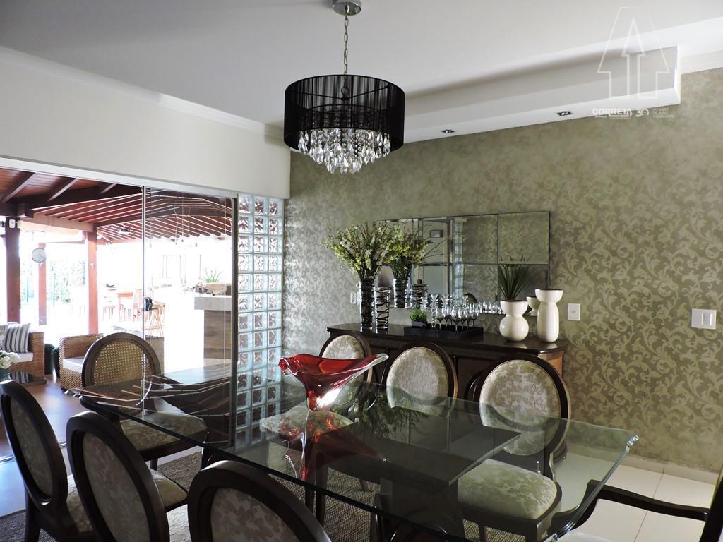 Casa  residencial à venda, Ipanema, Araçatuba.