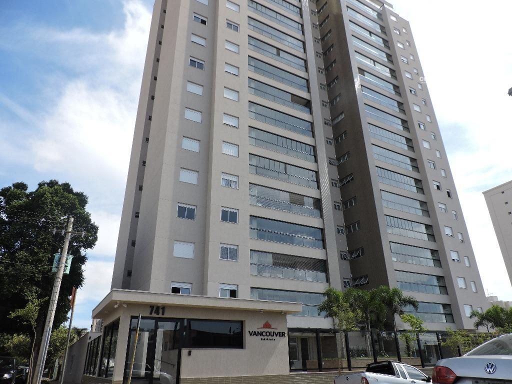 Apartamento residencial à venda, Vila Mendonça, Araçatuba - AP1426.