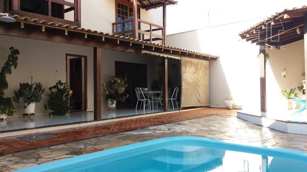Casa residencial à venda, Jardim Nova Yorque, Araçatuba - CA1196.