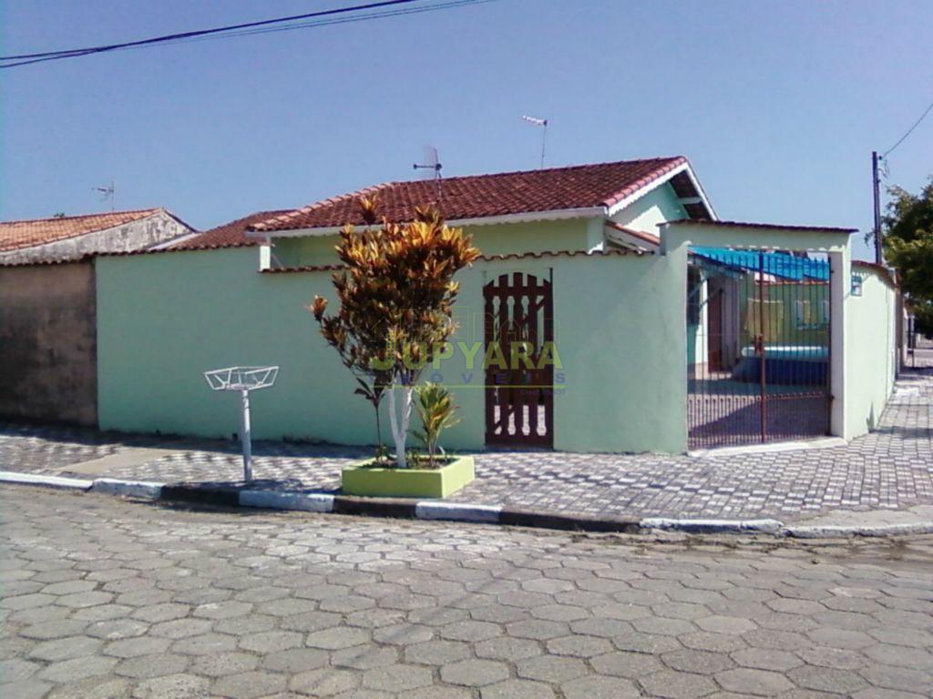 Casa residencial à venda, Santa Eugênia, Mongaguá - CA0219.