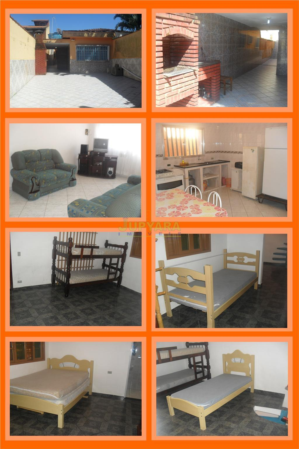 Sobrado residencial para locação, Flórida Mirim, Mongaguá - SO0056.