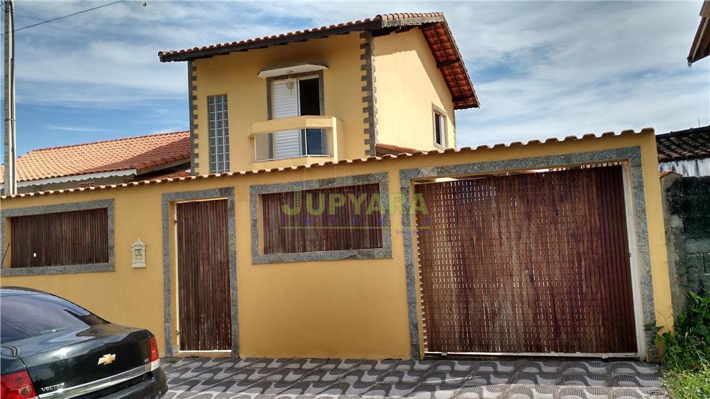Sobrado residencial à venda, Balneário Itaguaí, Mongaguá - SO0069.