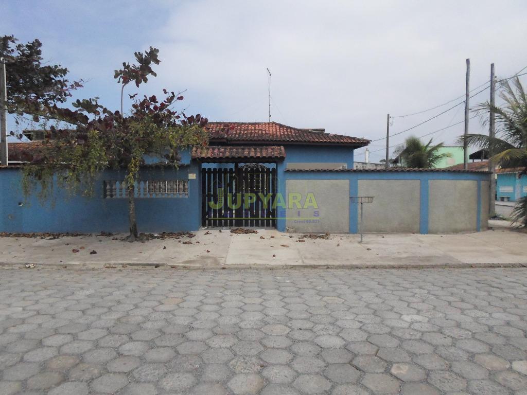Casa residencial, Parque Verde Mar, Mongaguá.
