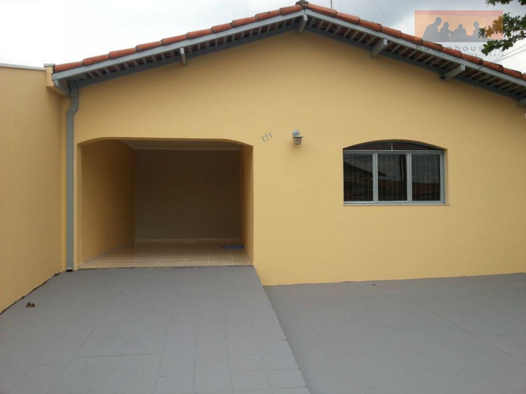 Excelente casa 2 dormitórios - Barão Geraldo
