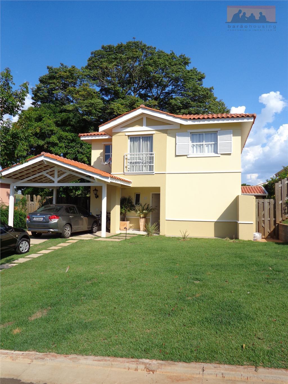Casa residencial para locação, condomínio Casas de Gaia, Campinas.