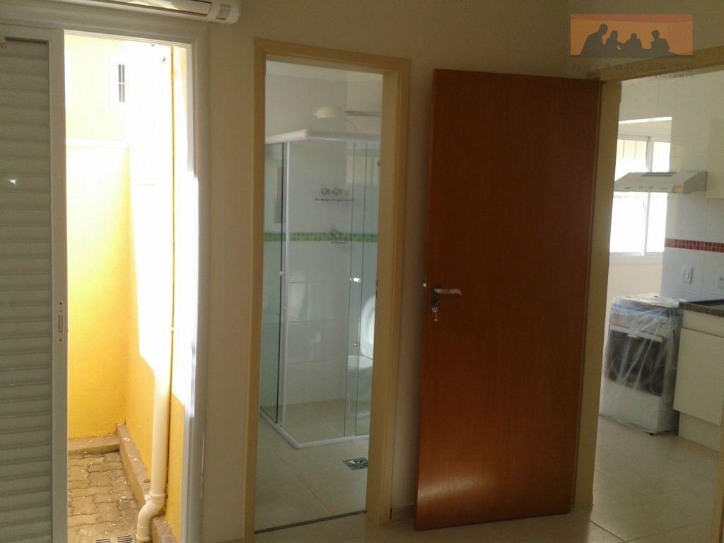 Kitnet residencial para locação, Jardim Santa Genebra II (Barão Geraldo), Campinas - KN0459.