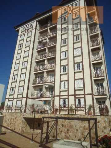 Apartamento  residencial à venda, Vila Costa e Silva, Campinas.
