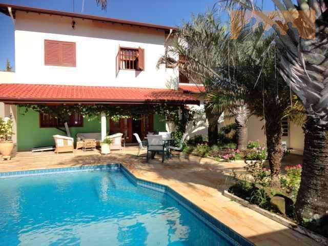 Casa residencial à venda, Barão Geraldo, Campinas - CA0286.