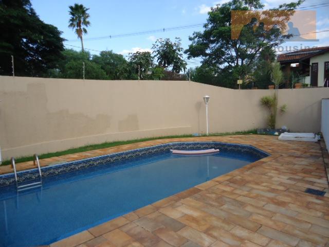 Casa residencial à venda, Cidade Universitária II, Campinas - CA0417.