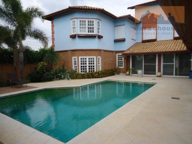 Casa residencial à venda, Condomínio Residencial Triângulo, Campinas - CA0523.
