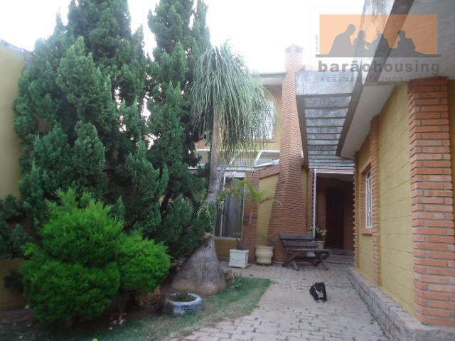 Casa residencial à venda, Cidade Universitária II, Campinas - CA0569.