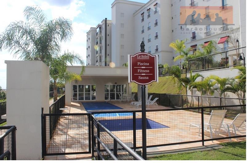 Apartamento  residencial à venda, no Condomínio Le Soleil, Campinas.
