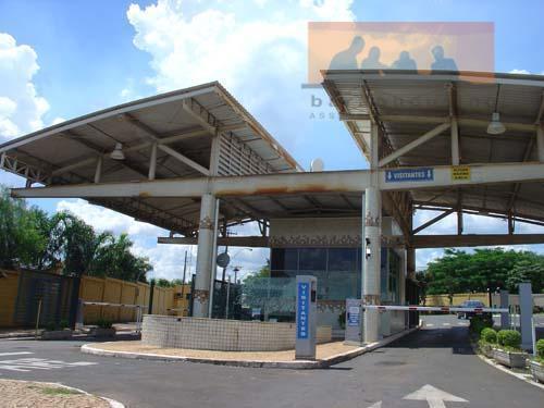 Terreno  residencial à venda, Loteamento Residencial Barão do Café, Campinas.