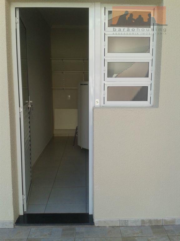 Kitnet mobiliada centro de Barão Geraldo