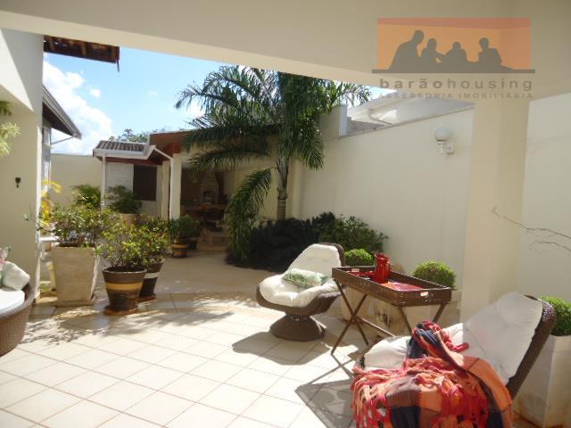 Casa residencial à venda, Condomínio Residencial Triângulo, Campinas - CA0722.