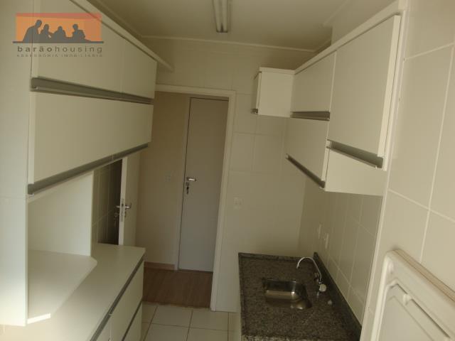 Apartamento residencial à venda, Santa Genebra, Campinas - AP0267.