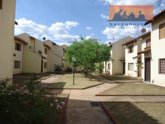 Casa residencial à venda, Condomínio Bairro Alto, Campinas - CA0760.