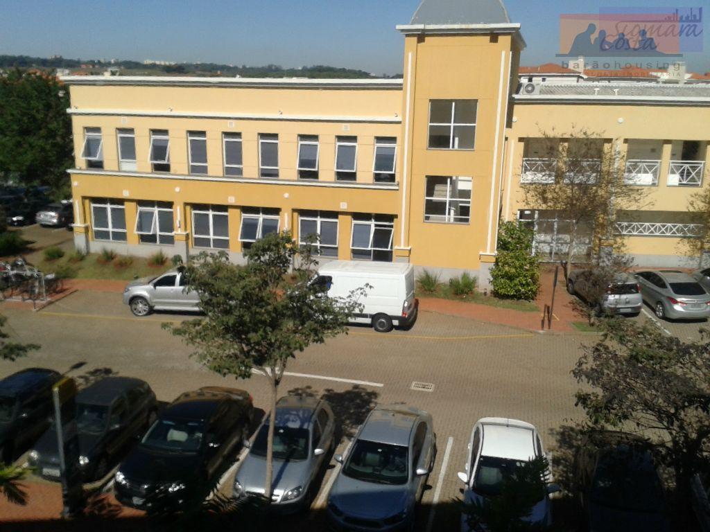 Sala  comercial à venda, Loteamento Center Santa Genebra, Campinas.