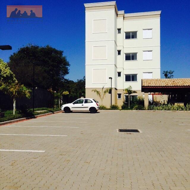Apartamento residencial à venda, Vila José Paulino Nogueira, Paulínia - AP0249.