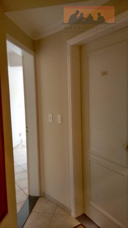 Apartamento Residencial para locação, Jardim Santa Genebra II (Barão Geraldo), Campinas - AP0172.