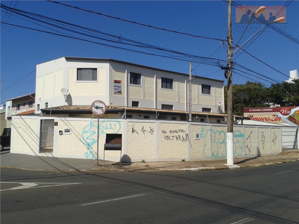 Kitnet  residencial para locação, Cidade Universitária, Campinas.