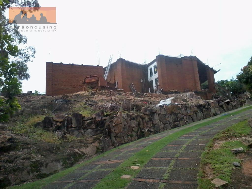 Terreno residencial à venda, Condomínio Colinas do Ermitage,Sousas, Campinas.