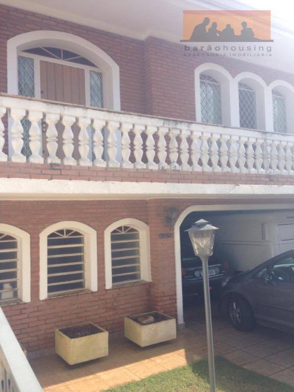 Casa  residencial para venda e locação, Jardim Nossa Senhora Auxiliadora, Campinas.