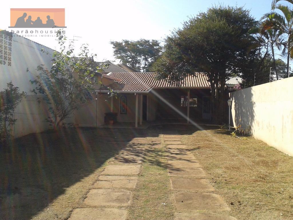 casa térrea 3 dormitórios Centro Barao Geraldo