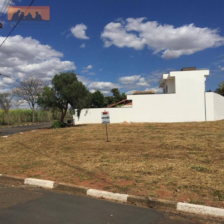 Terreno à venda, Condomínio Residencial Triângulo, Campinas.