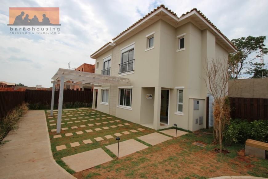 Casa  residencial à venda, Residencial Barão Ville, Paulinia.
