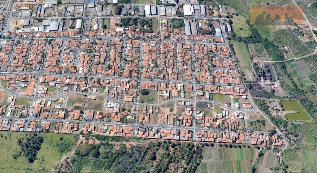 Terreno  residencial à venda, Vitória Ropóle, Campinas.