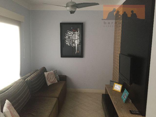 Casa residencial à venda, Condomínio Reserva da Baronesa, Campinas - CA1046.