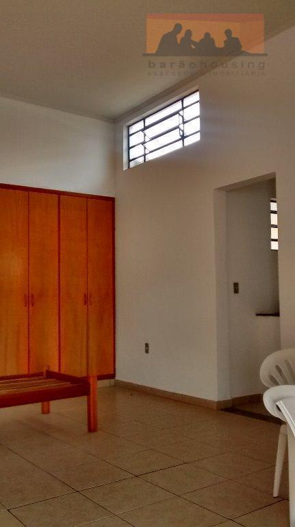 Kitnet mobiliada - Centro de Barão Geraldo