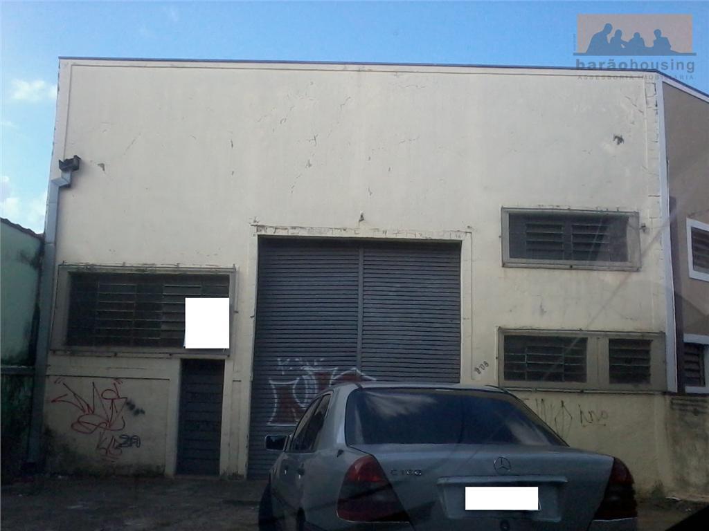 Barracão comercial para locação, Vila Santa Isabel, Campinas.